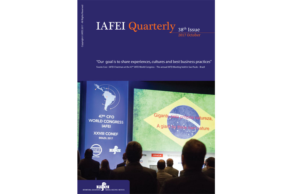IAFEI Quarterly 38th Issue